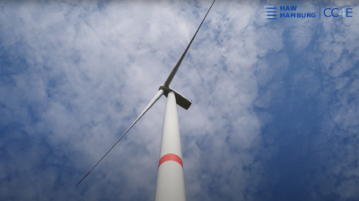 Virtueller Ausflug in den Windpark Curslack